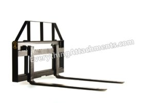 42 Inch Compact Pallet Forks