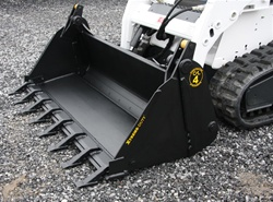 4-in-1 Low Profile Extended Bottom Bucket